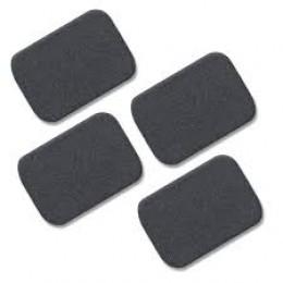 فلتر خارجي أسود لأجهزة CPAP & BiPAP